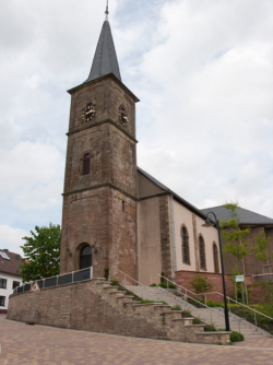Freisen, Pfarrkirche St. Remigius