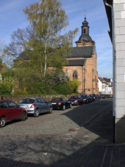 Homburg, Homburg-Stadt, Stadtkirche
