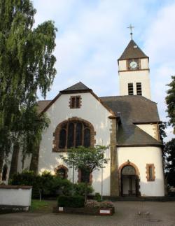Bous, Evangelische Kirche