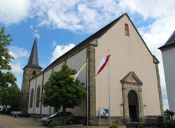 Überherrn-Berus, Pfarrkirche St. Martin