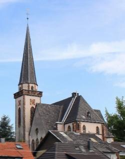 Saarbrücken-Dudweiler-Herrensohr, Kreuzkirche