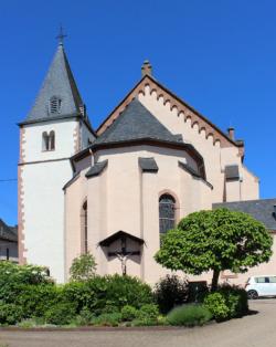 Wadern-Wadrill, Pfarrkirche St. Martin