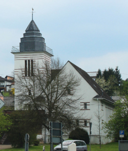 Illingen-Hirzweiler, Pfarrkirche