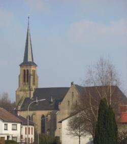 Rehlingen-Siersburg, Niedaltdorf, Pfarrkirche St. Rufus von Capua u. St. Antonius von Padua (Wallfahrtsstätte)
