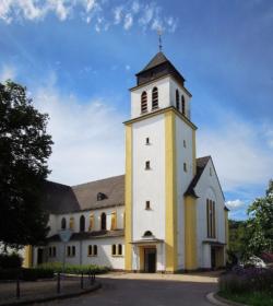 Rehlingen-Siersburg, Hemmersdorf, Pfarrkirche St. Konrad