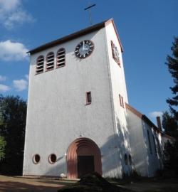 St. Ingbert-Rohrbach, Christuskirche