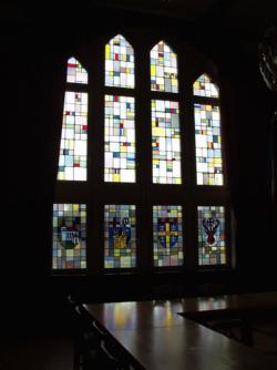 St. Wendel, Aatz, Bleiglasfenster