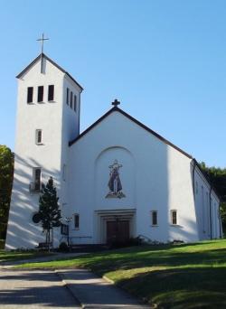 Lebach-Aschbach, Pfarrkirche St. Maternus