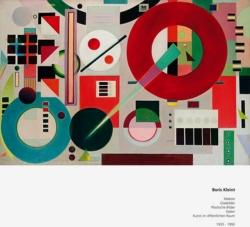 Boris Kleint - Malerei, Glasbilder, Plastische Bilder, Stelen, Kunst im öffentlichen Raum 1933-1992