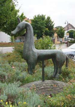 Freisen, Becker, Skulptur