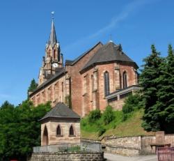 Beckingen, Pfarrkirche St. Johannes und Paulus