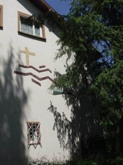 St. Wendel, Bender, Wandgestaltung