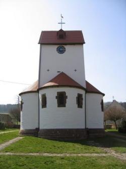 Blieskastel-Böckweiler, Stephanskirche