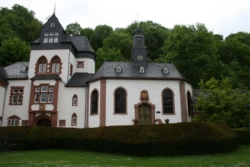 Wadern-Dagstuhl, Schlosskapelle bzw. St. Maria Immaculata