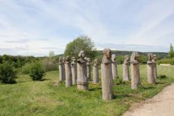 Beckingen, Danzi, Skulptur