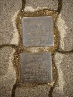 Blieskastel, Demnig, Stolperstein, Bieg, Georg und Otto