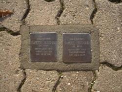 Rehlingen-Siersburg, Demnig, Stolperstein, Süßkind, Babette und Samuel