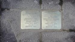 St. Wendel, Demnig, Stolperstein, Lehmann, Flora und Thekla