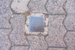 Merzig, Demnig, Stolperstein, Hanau, Ottilia
