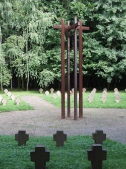 Dillingen, Ernst, Kreuzgruppe