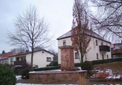 Oberthal, Federkeil, Brunnen