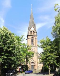 Friedrichsthal, Evangelische Kirche
