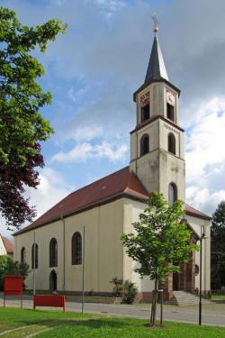 Gersheim, Pfarrkirche St. Alban