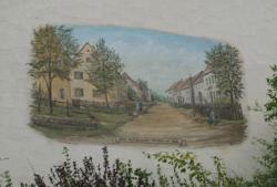 St. Wendel, Heindl, Wandgestaltung
