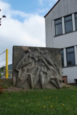 Tholey-Sotzweiler, Hoffmann, Relief