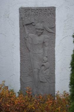 St. Wendel-Bliesen, Horras, Wandrelief