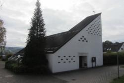 Ottweiler-Mainzweiler, Ev. Kirche