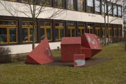 Dillingen, Ickrath, Skulptur