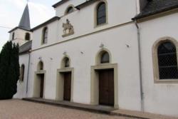 Wallerfangen-Ittersdorf, Pfarrkirche St. Martin