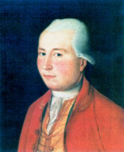 Stengel, Johann Friedrich (Fjodor Fjodorowitsch)