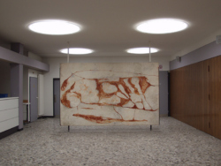 St. Wendel, Kornbrust, Wandgestaltung