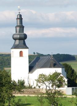 Wallerfangen-Leidingen, Pfarrkirche St. Remigius