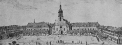 Saarlouis, katholische Kirche St. Ludwig