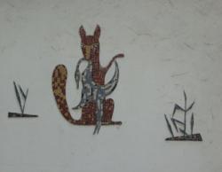 Dillingen, Michaely, Fassadengestaltung
