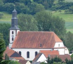 Blieskastel-Mimbach, Christuskirche