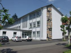 St. Wendel, Münster, Wandgestaltung