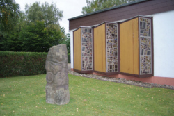 Namborn-Hirstein, Noster, Skulptur