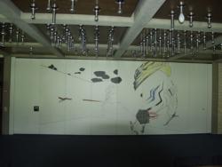 St. Wendel, Ohlmann, Wandgestaltung