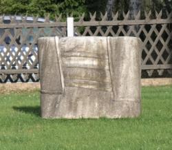 Saarlouis, Oliberius, Skulptur