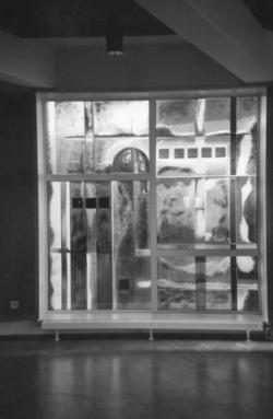 Schwalbach, Pollack, Fenstergestaltung