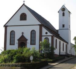 Gersheim-Rubenheim, Pfarrkirche St. Mauritius