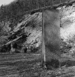 Oberthal, Mayer, Skulptur