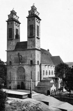 Saarbrücken-Mitte, St. Johann,Pfarrkirche St. Michael