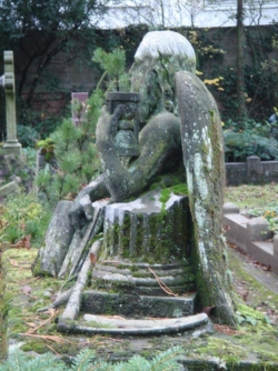 Saarlouis, Denkmalpflege auf dem Alten Friedhof