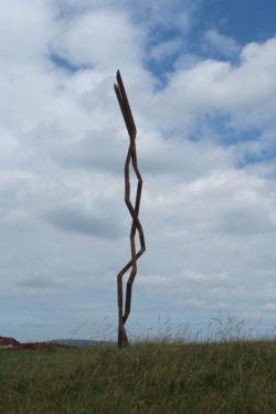 St. Wendel-Urweiler, Schad, Skulptur