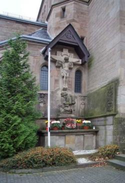 St. Wendel-Winterbach, Kriegerdenkmal
